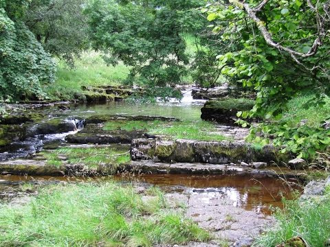 Cray   Langstrothdale   Hubberholme   Yockenthwaite round | yorkshire dales  Walks