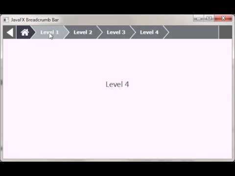 Video of a graph editor in JavaFX