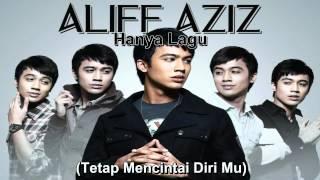 Video Aliff Aziz - Hanya Lagu (With Lyrics) MP3, 3GP, MP4, WEBM, AVI, FLV Juli 2018