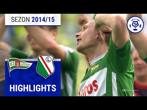 Download Video Lechia Gdańsk - Legia Warszawa 1:0 [skrót] Sezon 2014/15 Kolejka 27