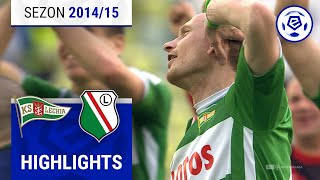 Video Lechia Gdańsk - Legia Warszawa 1:0 [skrót] sezon 2014/15 kolejka 27 MP3, 3GP, MP4, WEBM, AVI, FLV Maret 2018