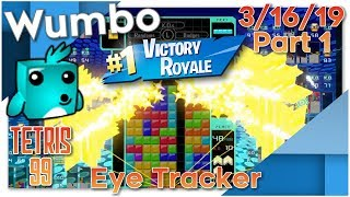 Tetris 99 Battle Royale - Win Streaks - Wumbo 975 Wins