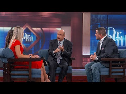 Dr. Phil Tells Guest It's Time She Decides What Her Life Is Going To Be And Not Let Her Soon-To-B…