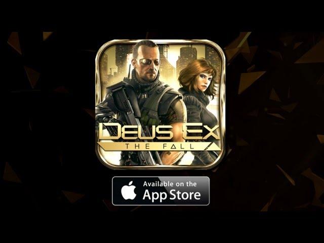Deus Ex: The Fall - Launch Trailer