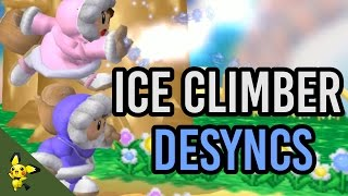 Basic Ice Climbers desynch Tutorial