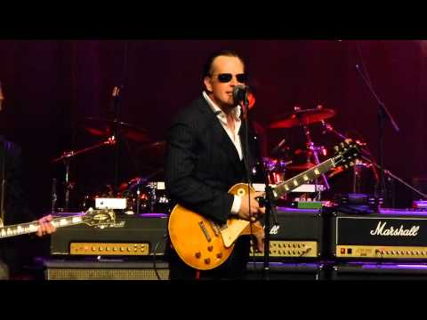 Joe Bonamassa - Double Trouble - 6/9/15 Les Paul Celebration - Hard Rock Cafe