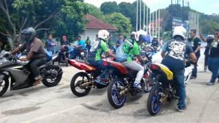 1st Gathering Kawasaki Kips RR Malaysia 2016 (semarakkan exhaust)