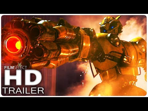 BUMBLEBEE: 5 Minute Extended Trailer (Transformers 2018)