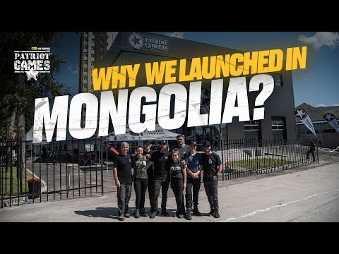 What is Patriot Doing in Mongolia? - Patriot Games Season 3 • Episode 13