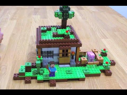 LEGO Minecraft - Az első éjszaka
