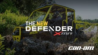 7. Can-Am // Defender MAX X mr
