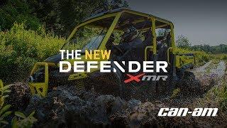 8. Can-Am // Defender MAX X mr