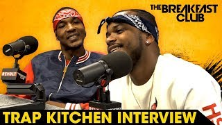 Video Trap Kitchen: How Two Opposing Gang Members Formed A Bond Over Food MP3, 3GP, MP4, WEBM, AVI, FLV Februari 2018