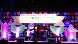 Yamaha Thailand Music Festival 2013 Arm And Earn