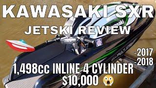 5. 2017 Kawasaki SXR Jetski Full Review