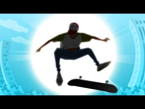 OlliOlli2: Welcome to Olliwood – HD Reveal Trailer