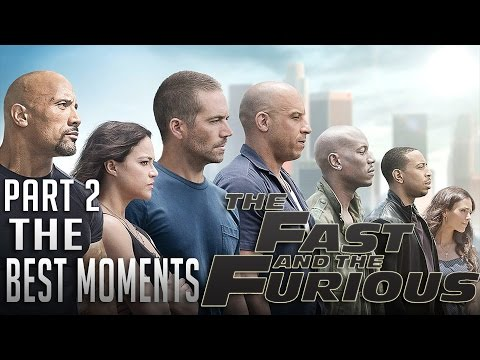 The BEST of The Fast and The Furious : PART 2