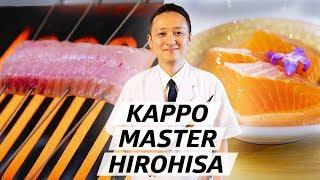 Video Michelin-Starred Chef Hirohisa Hayashi Does Much More than Sushi Рђћ Omakase MP3, 3GP, MP4, WEBM, AVI, FLV November 2018