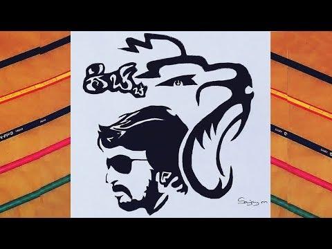 Video Kichha Sudeep 2018 Birthday Speed  sketch drawing || Kichha Sudeep Fan Art || Sanjay m Arts || download in MP3, 3GP, MP4, WEBM, AVI, FLV January 2017