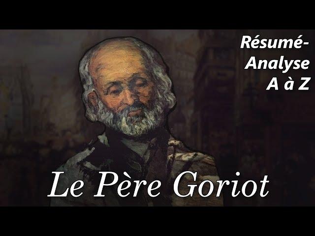 R  sum     Le P  re Goriot  Balzac