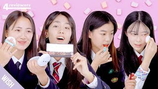 Video 4 Most Popular K Beauty Products Korean Teens Love | Makeup for Teenagers MP3, 3GP, MP4, WEBM, AVI, FLV Desember 2018