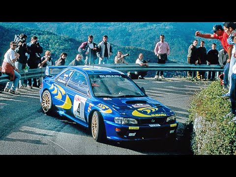 Community Magazine – Best of Subaru Impreza WRC97-2000 tarmac action – with pure engine sounds