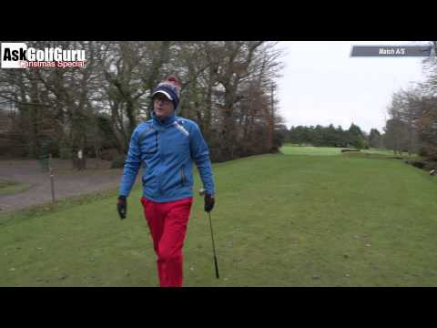 Golf Match Christmas Special