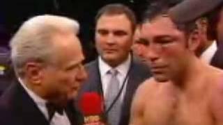Best Oscar de la Hoya vs Manny Pacquiao video - Official HBO Post Match!!!