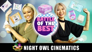 Video Battle Of The Best: Makeup Remover Wipes! MP3, 3GP, MP4, WEBM, AVI, FLV Maret 2019