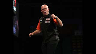 """Michael van Gerwen: """"We will be massive favourites against Germany, I don't see any problems there"""""""