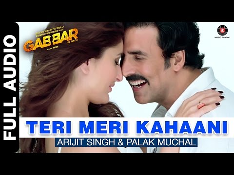 Teri Meri Kahaani Songs mp3 download and Lyrics