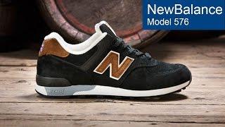 New Balance Model 576 - фото