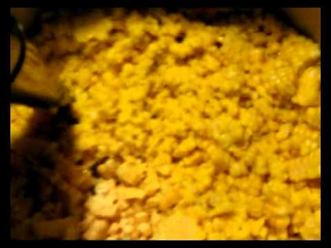 Home Made Creamed Corn