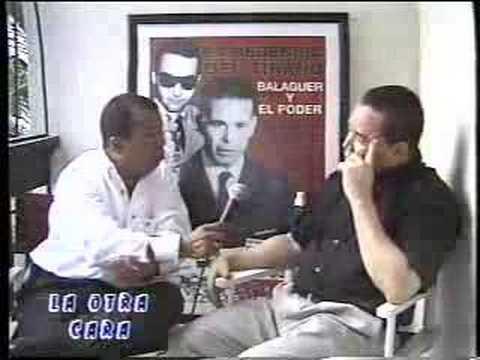 Rene Fortunato en programa TV