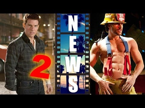 Joe - Tom Cruise preps Jack Reacher 2, while Joe Manganiello directs stripper doc with La Bare at Slamdance Film Festival! http://bit.ly/subscribeBTT Beyond The Tr...