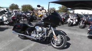 8. 651121 - 2013 Harley Davidson Road Glide Custom FLTRX - Used Motorcycle For Sale