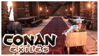 CONAN EXILES - CASTLE EXPANSION