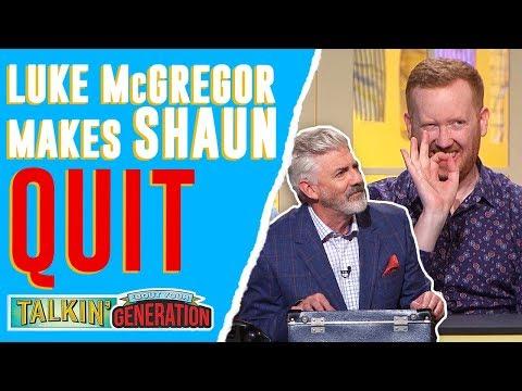 Luke McGregor makes Shaun quit   Your Gen 2019