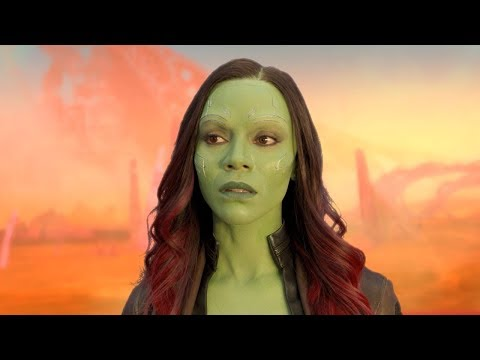 Guardians 2: Bloopers & Deleted scenes from the set (2017)