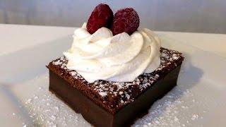 Magic Cake au chocolat