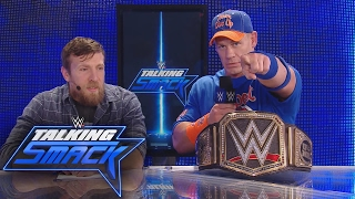 Nonton What Does John Cena Think About His Elimination Chamber Competition   Wwe Talking Smack  Feb 7  2017 Film Subtitle Indonesia Streaming Movie Download