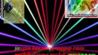 Radja-Benci Bilang Cinta (Full Lirik_sandro)