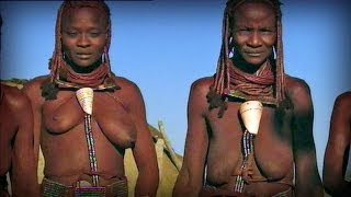 In Himba culture image and appearance are very important. They just have other plastic art that they create on their own body.