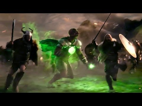 The Story of Steppenwolf | Justice League