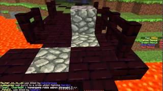 Minecraft [Annihilation] TimeLapse (sorry za žádnou hudbu)