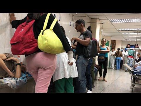 Η κρίση στη Βενεζουέλα μέσα απο την καμέρα του euronews
