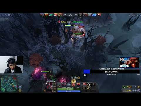 VANN DANDO DE TOBI AL ENEMIGO CON BROODMOTHER | High Rank MMR Dota 2