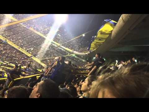 Video - Boca Banfield 2015 - Mamá yo quiero - La 12 - Boca Juniors - Argentina