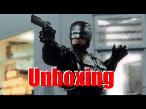 """RoboCop"" Director's Cut  UNCUT - Blu-ray - Unboxing (german)"
