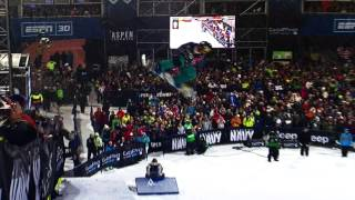 SuperPipe rematch: Clark vs. Hight